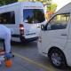 Transportistas turísticos reinician labores en Oaxaca