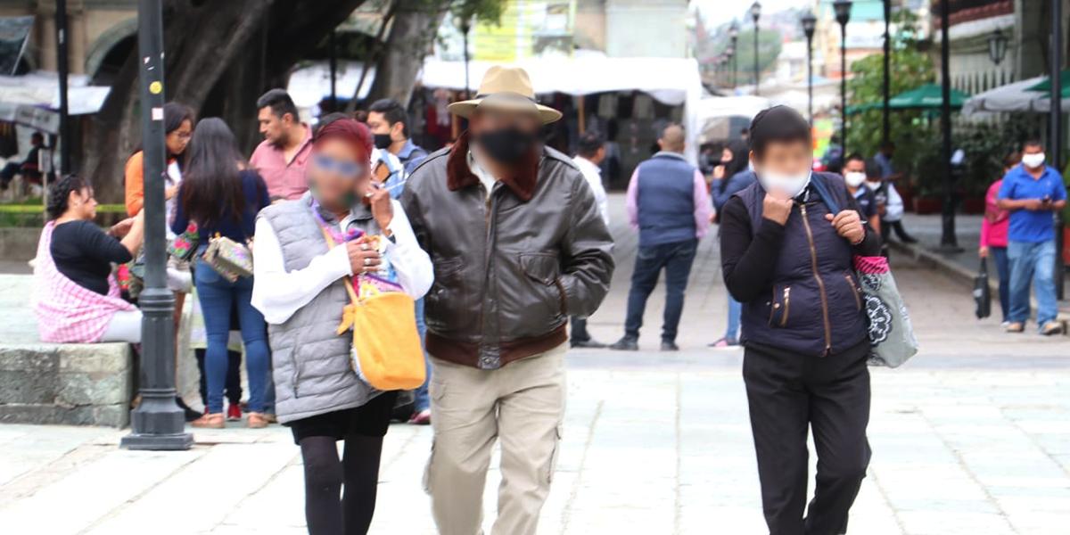 Bajas temperaturas en la Sierra Norte por primer frente frío | El Imparcial de Oaxaca