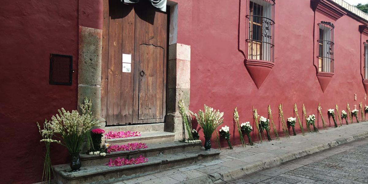 Recuerdan a Francisco Toledo con ofrenda en el IAGO | El Imparcial de Oaxaca