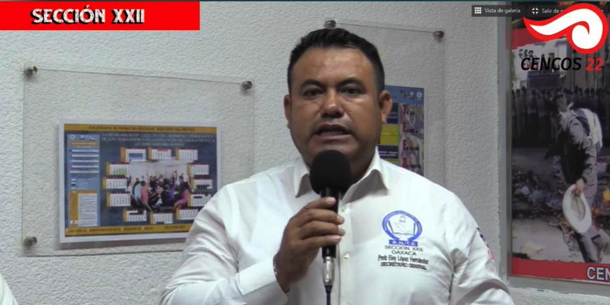Hasta hoy arranca clases la Sección 22 | El Imparcial de Oaxaca