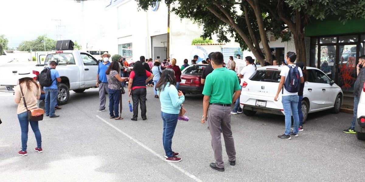 SITyPS interponen demanda en Derechos Humanos por hostigamiento laboral   El Imparcial de Oaxaca