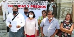 Comuneros de Pochutla acusan a SCT de pretender despojarlos de sus tierras