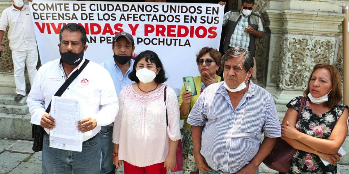 Comuneros de Pochutla acusan a SCT de pretender despojarlos de sus tierras   El Imparcial de Oaxaca