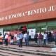 Demandan educación gratuita y de calidad en la UABJO