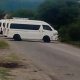 Transportistas bloquean carretera  Huajuapan-Santiago Juxtlahuaca