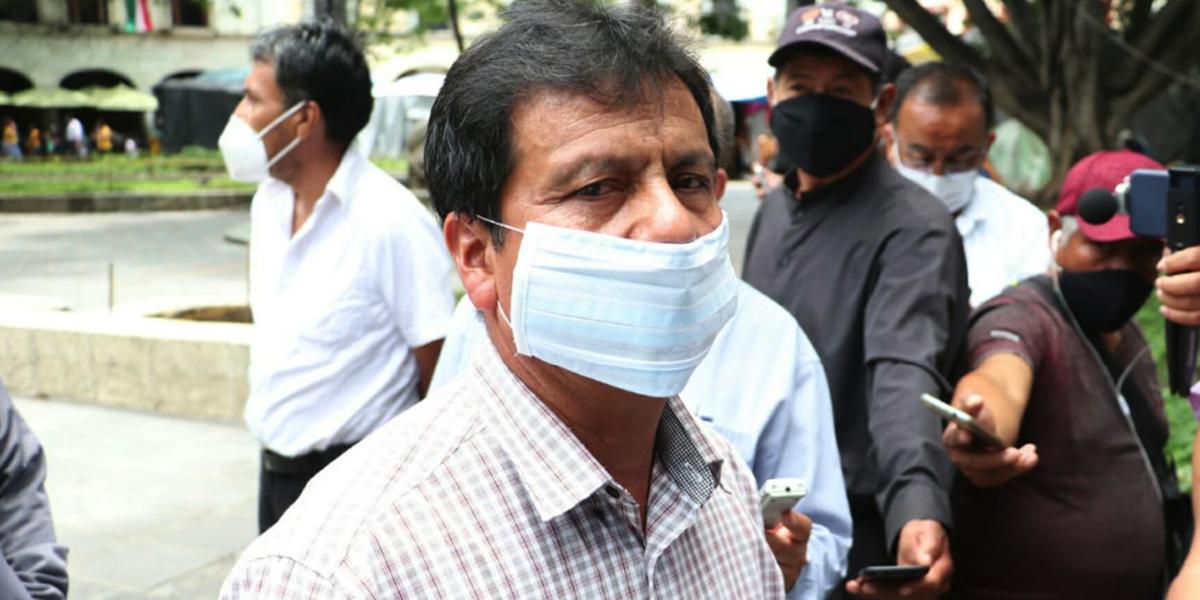 Expresidente de San Antonio de la Cal se deslinda de incendio a comandancia | El Imparcial de Oaxaca