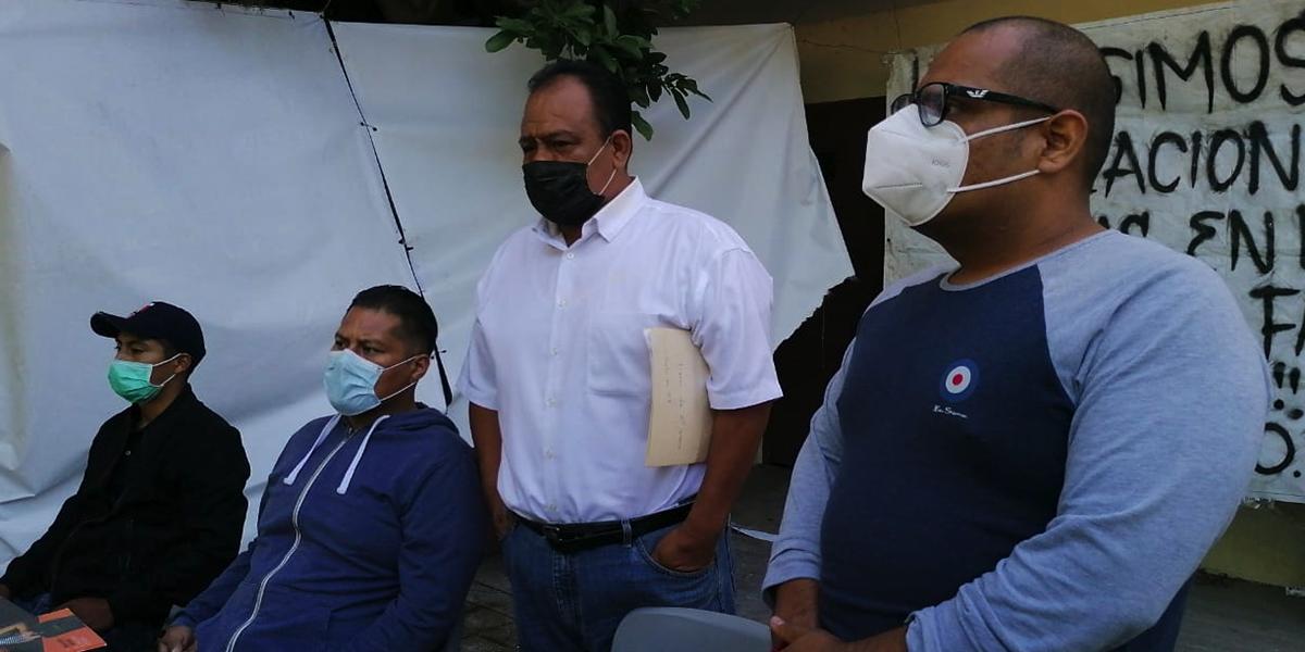 Protesta en la UABJO contra las cuotas de inscripción | El Imparcial de Oaxaca