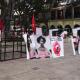 Mantiene Frente Popular 14 de Junio su plantón