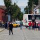 Colonos de San Martín y Montoya bloquean calles del Centro del Histórico