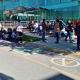 Sindicalizados de Salud protestan para exigir bono Covid