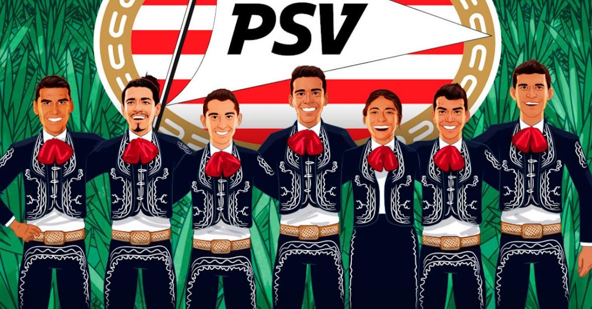 Video: PSV felicita a México en su aniversario de Independencia | El Imparcial de Oaxaca