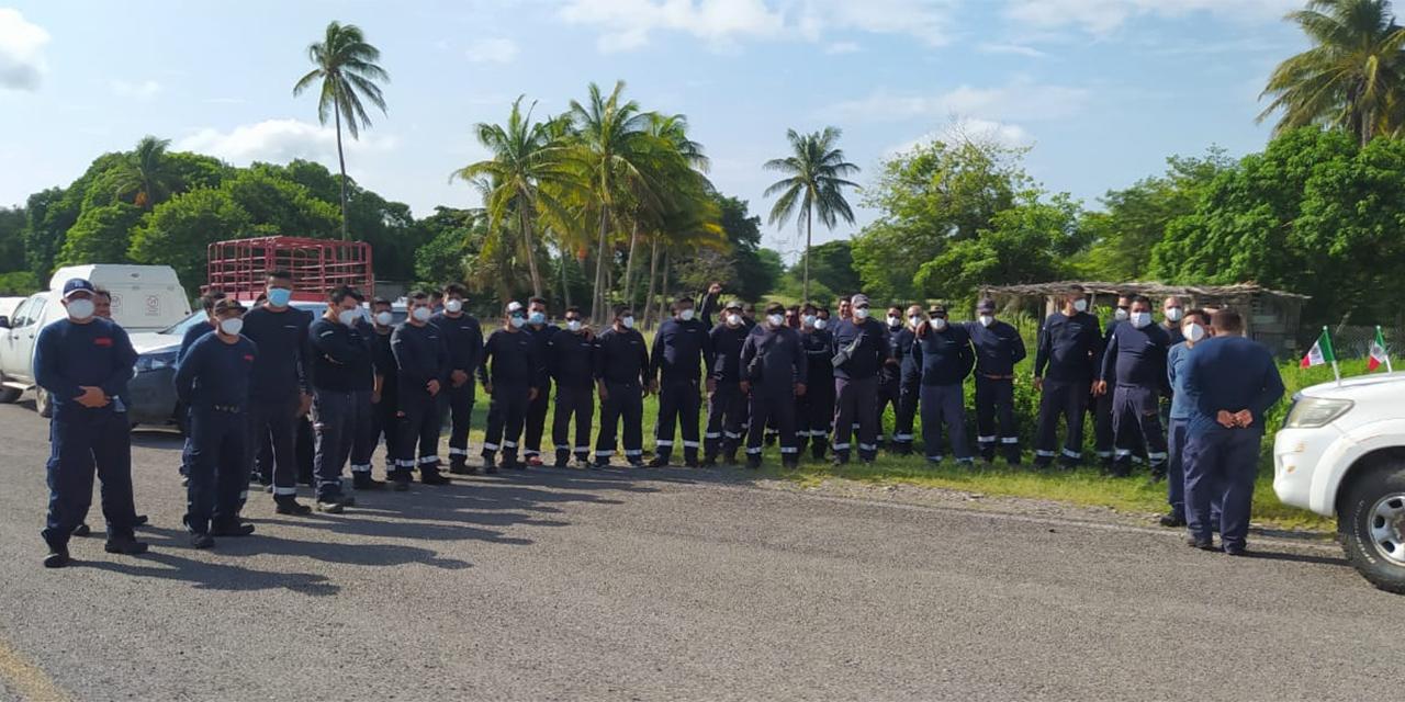 Trabajadores de cinco parques eólicos del Istmo paran labores | El Imparcial de Oaxaca