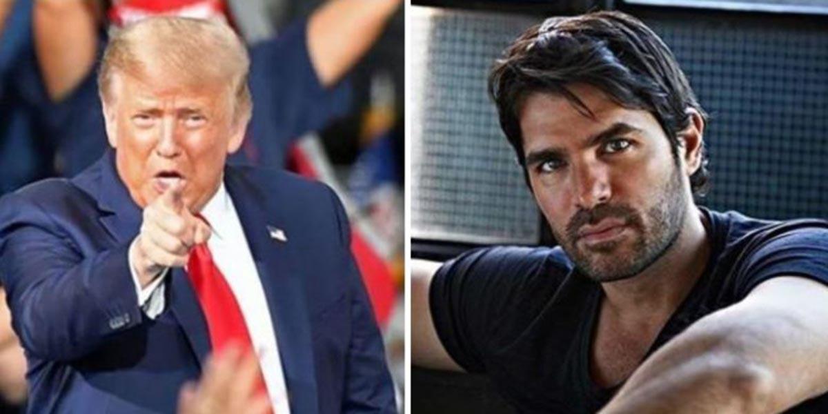 Eduardo Verástegui es nominado para ser asesor de Prosperidad Hispana de  Trump