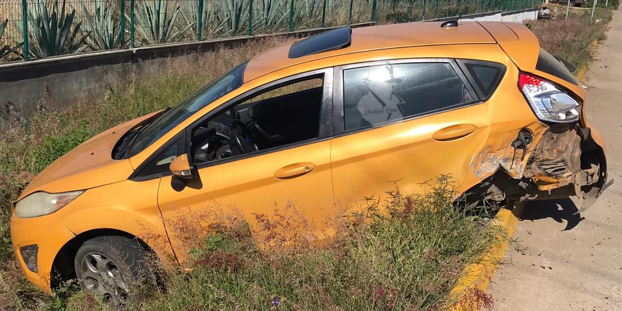 Accidente en Lachigoló deja un herido | El Imparcial de Oaxaca