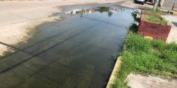 Aguas negras, un problema sin resolver en Salina Cruz, Oaxaca