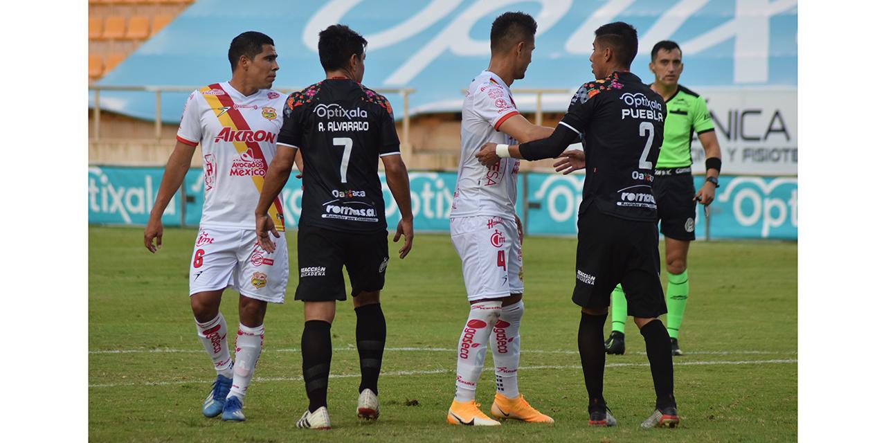 Alebrijes toca el fondo de la tabla tras perder 1-0 en casa   El Imparcial de Oaxaca