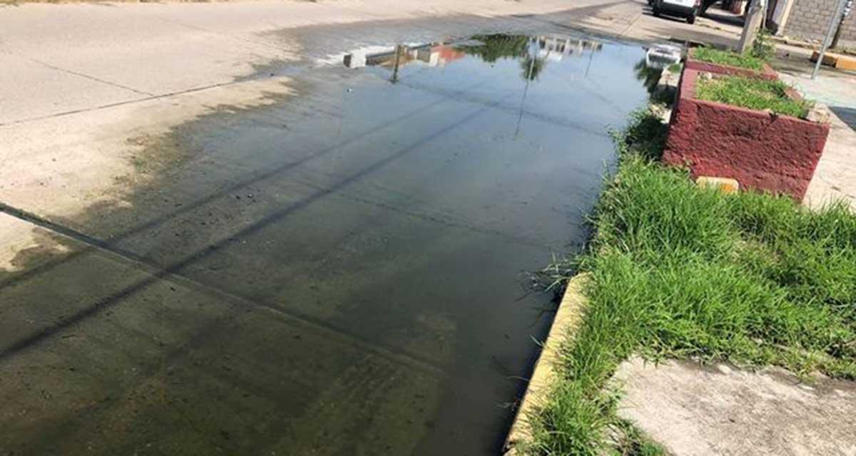 Aguas negras, un problema sin resolver en Salina Cruz, Oaxaca   El Imparcial de Oaxaca