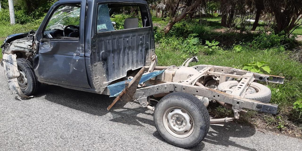 Se accidenta ex edil de Xadani en carretera de Juchitán | El Imparcial de Oaxaca