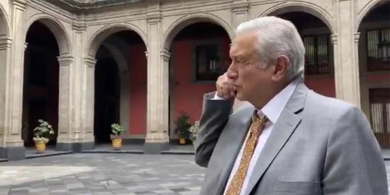 AMLO propone recortar fondo de reconstrucción por sismos para 2021 | El Imparcial de Oaxaca