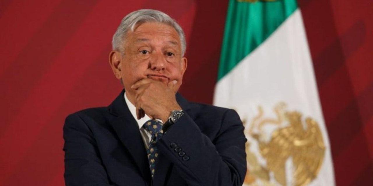 AMLO dejaría la presidencia si marchan en su contra y cae aprobación | El Imparcial de Oaxaca