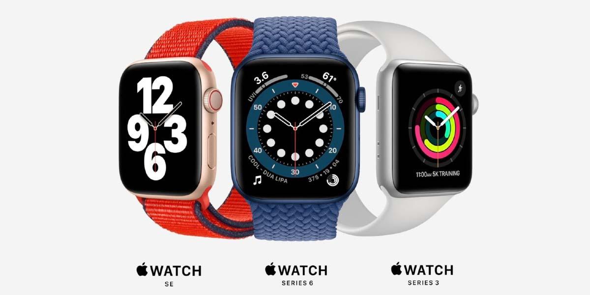 El nuevo Apple Watch mide el nivel de oxígeno en la sangre | El Imparcial de Oaxaca