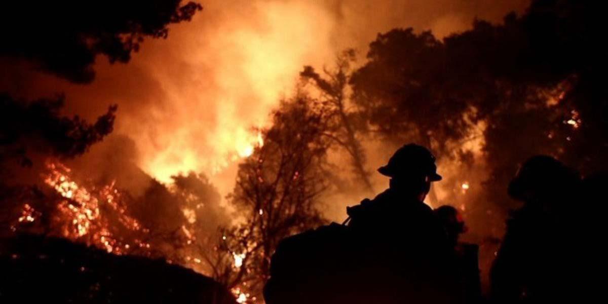 México se solidariza con California y enviará bomberos para combatir incendios | El Imparcial de Oaxaca