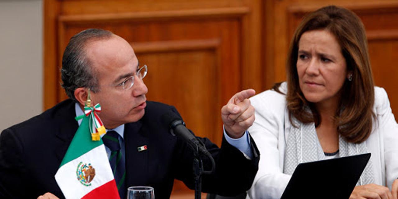 INE niega registro a partido de Calderón y Zavala | El Imparcial de Oaxaca