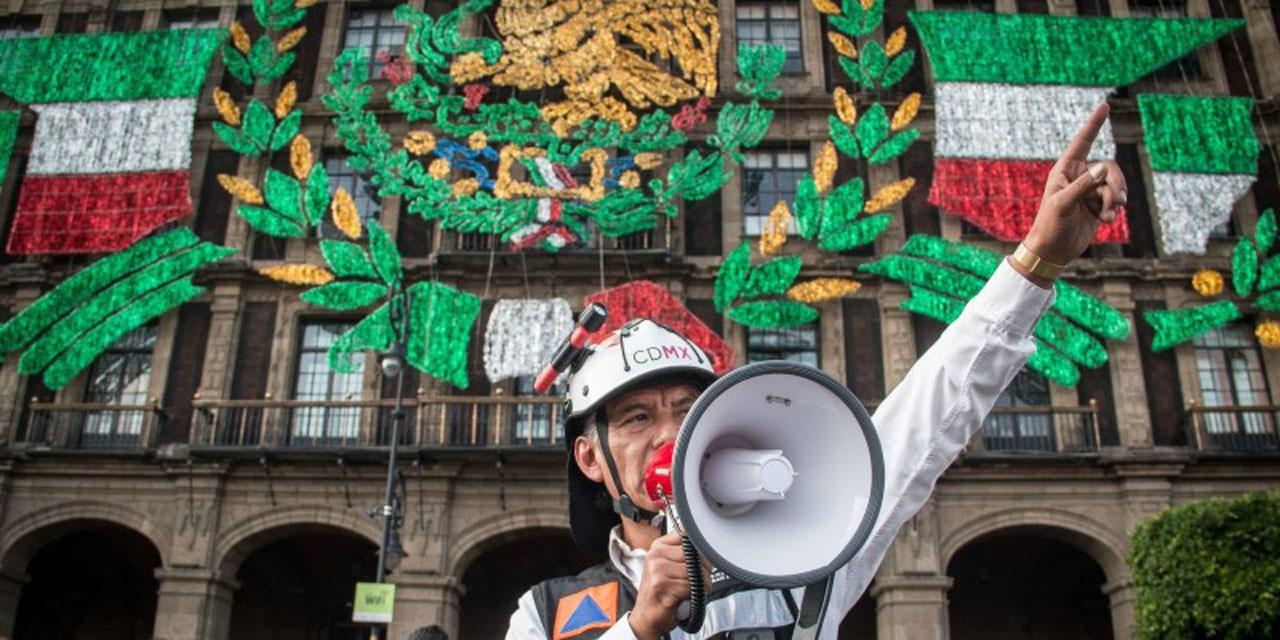 Se cancela macrosimulracro en la CDMX por COVID-19   El Imparcial de Oaxaca