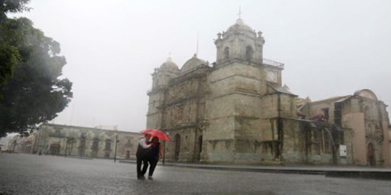 Lluvias y nulo mantenimiento afectan cantera de la Catedral de Oaxaca | El Imparcial de Oaxaca