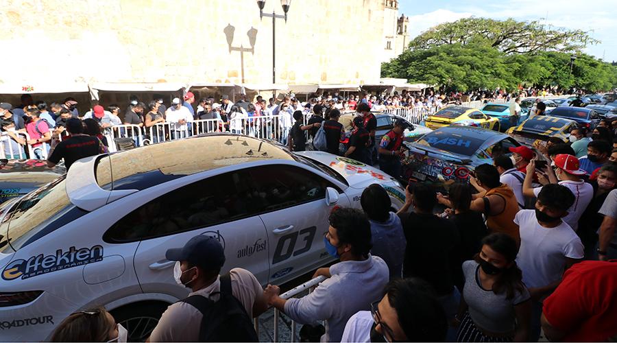 Prohiben exhibición de autos del Bash Road México en Huatulco   El Imparcial de Oaxaca
