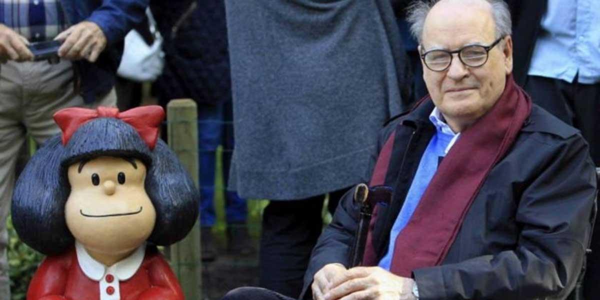 Muere Quino, el creador de Mafalda, a los 88 años | El Imparcial de Oaxaca