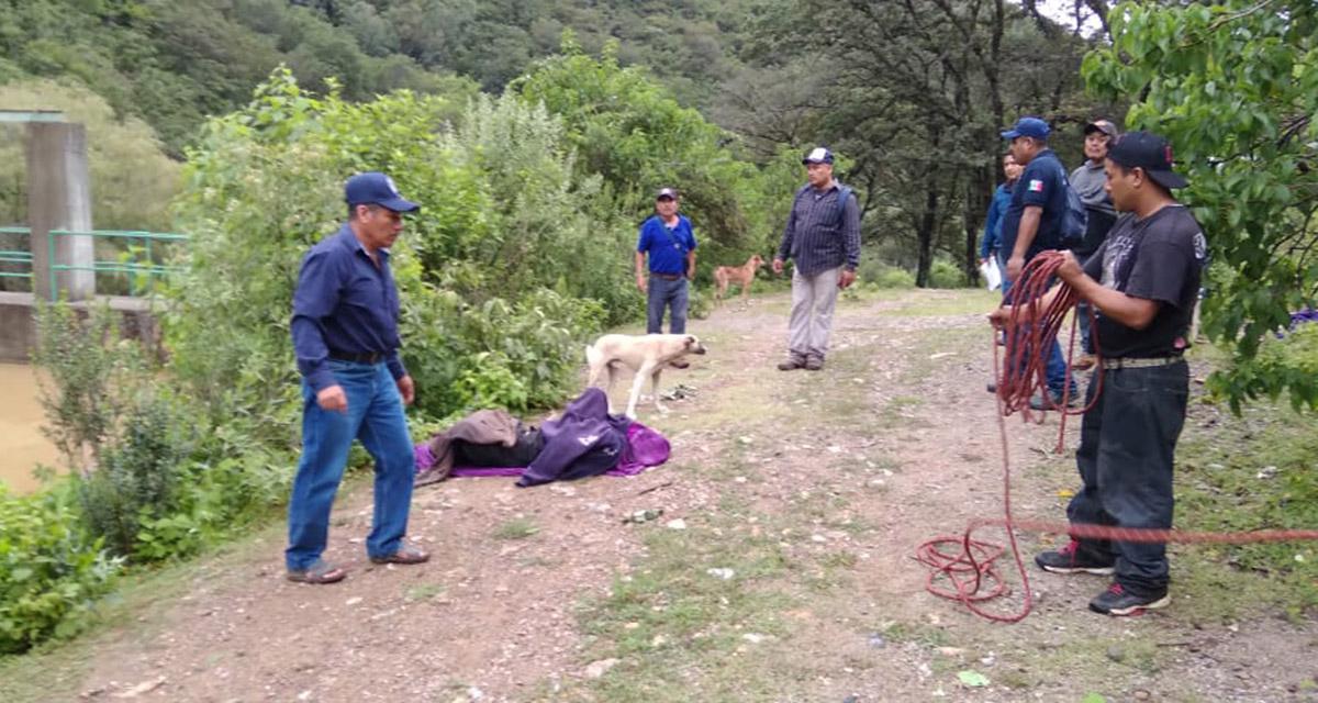 ¡Hallan muerto a  menor en presa de Teitipac! | El Imparcial de Oaxaca
