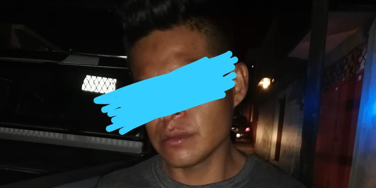 Rescatan a presunto suicida en Puente Valerio Trujano | El Imparcial de Oaxaca