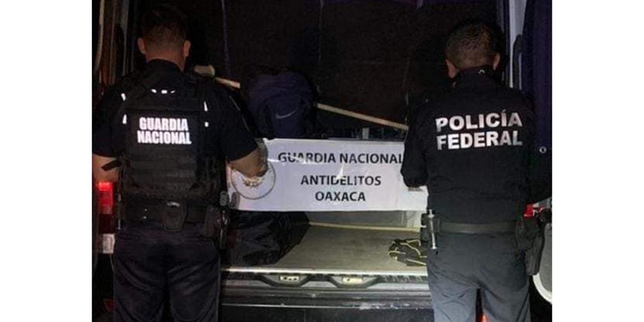 Envían a Cefereso de Miahuatlán a un hombre por transportar mariguana | El Imparcial de Oaxaca