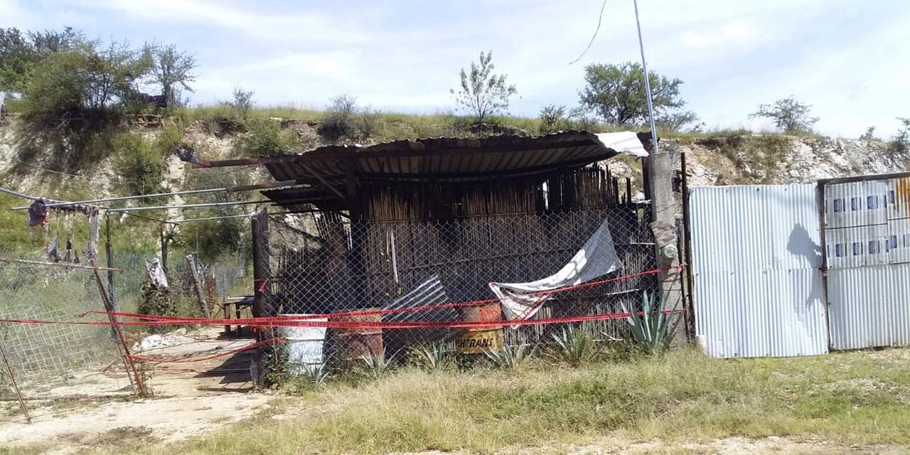 Campesino se inmola en su domicilio en San Andrés Zautla | El Imparcial de Oaxaca