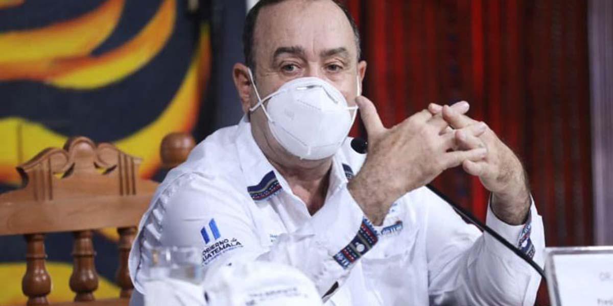 Alejandro Giammattei, presidente de Guatemala, da positivo a Covid-19   El Imparcial de Oaxaca