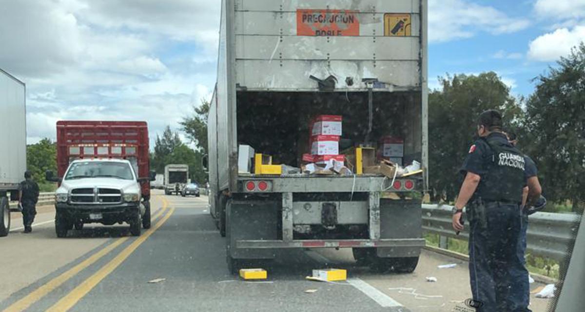 Pide justicia  FPR con bloqueos y ¡saqueo! | El Imparcial de Oaxaca