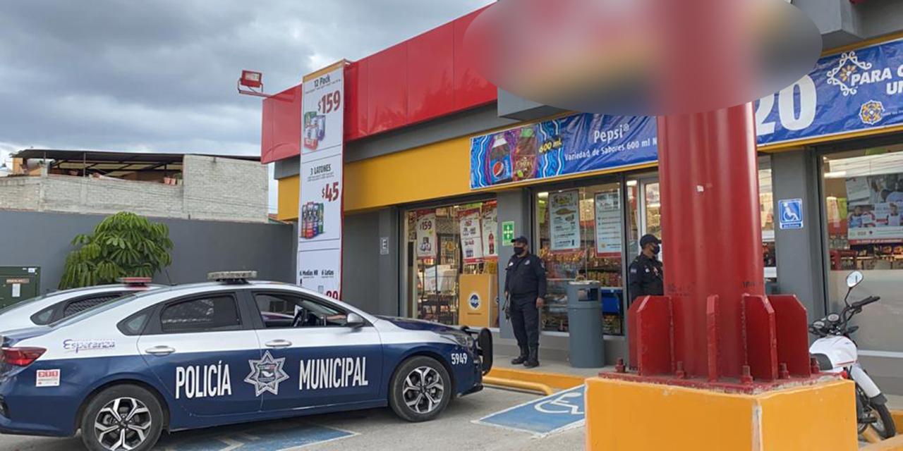 Asaltan tienda de autoservicio en Santa Lucía del Camino | El Imparcial de Oaxaca