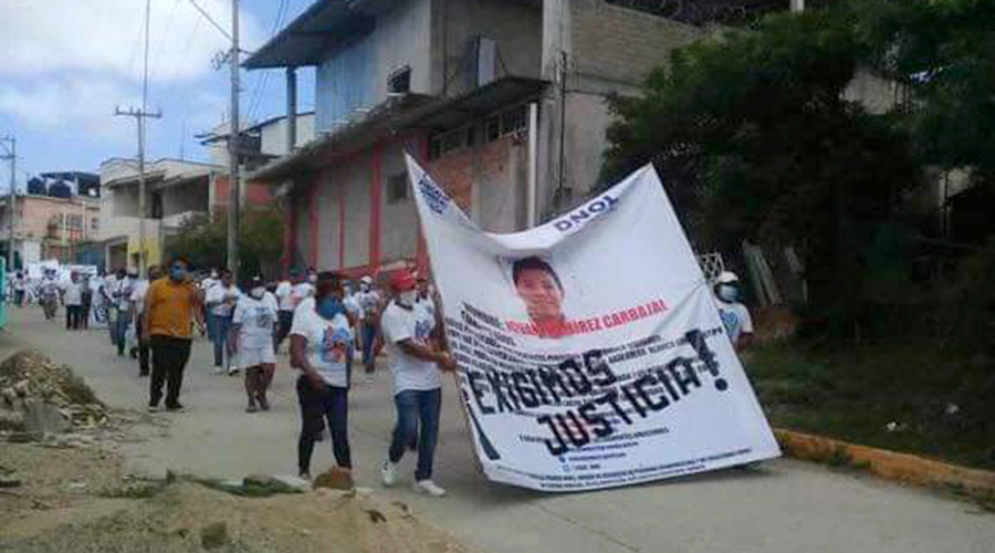Exigen esclarecer el asesinato de médico de Jamiltepec | El Imparcial de Oaxaca