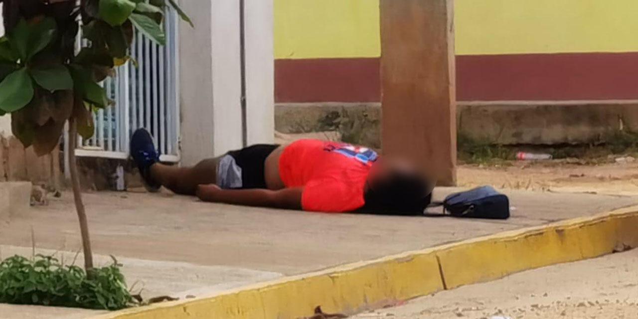 Acribillan a mujer en Xoxocotlán   El Imparcial de Oaxaca