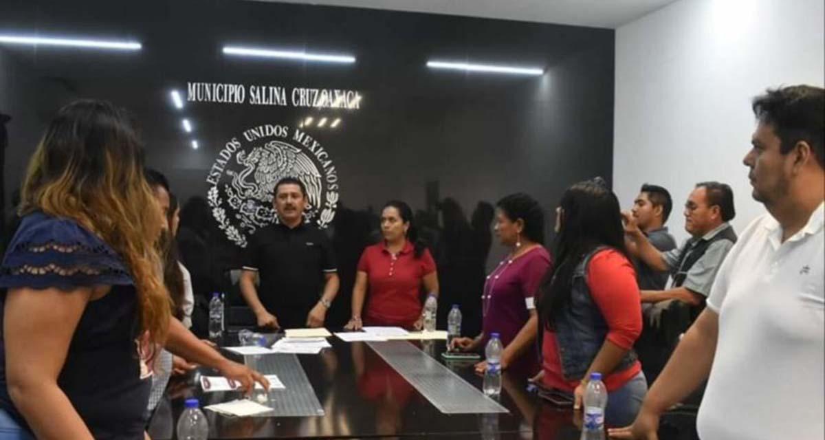 Se rebelan regidores de Salina Cruz, Oaxaca | El Imparcial de Oaxaca