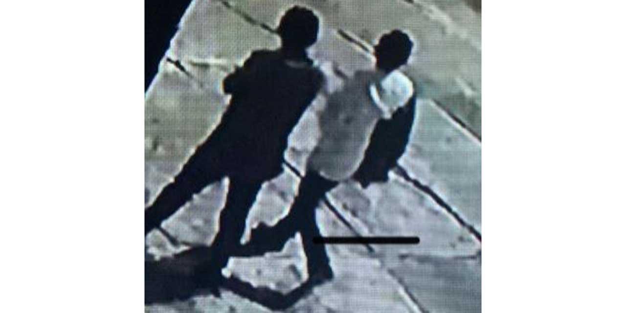 Exhiben a dos presuntos ladrones de Huajuapan en redes sociales | El Imparcial de Oaxaca