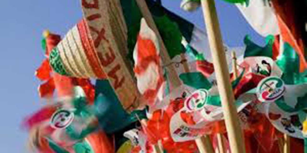 Murat recomienda festejar en casa las fiestas patrias | El Imparcial de Oaxaca