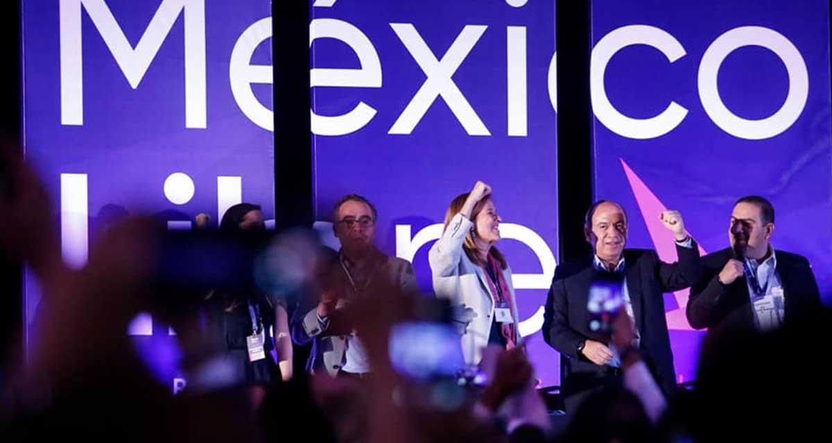 Avanza el registro de México Libre como partido político   El Imparcial de Oaxaca