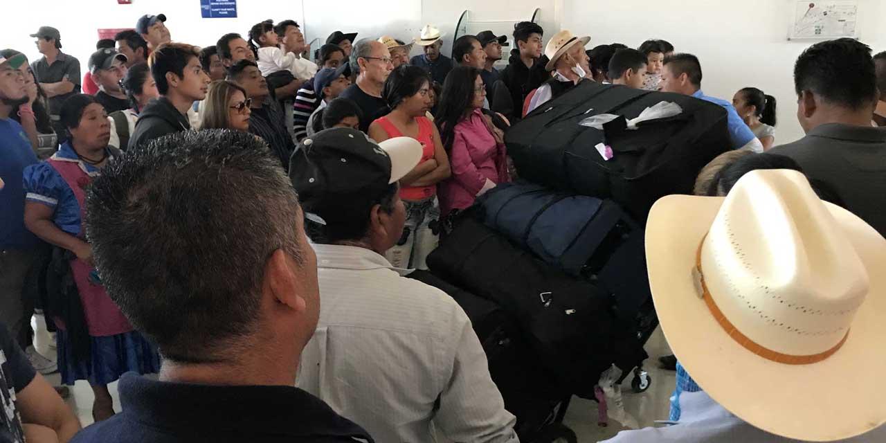 Oaxaca es el cuarto lugar a nivel nacional en repatriaciones de migrantes | El Imparcial de Oaxaca