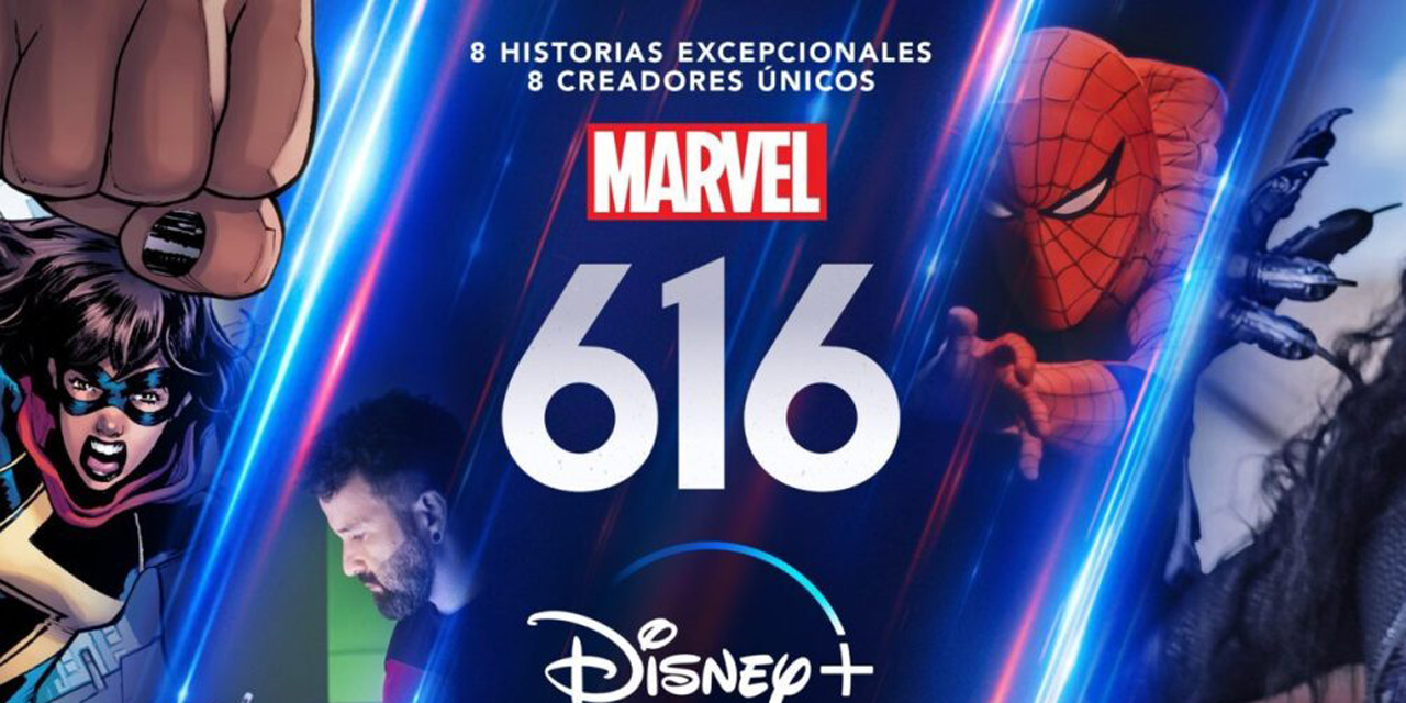 Video: Marvel 616, la serie documental sobre La Casa de las Ideas | El Imparcial de Oaxaca