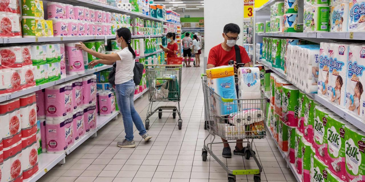 La venta de papel higiénico se dispara en EU por la pandemia y marcas mexicanas logran posicionarse | El Imparcial de Oaxaca