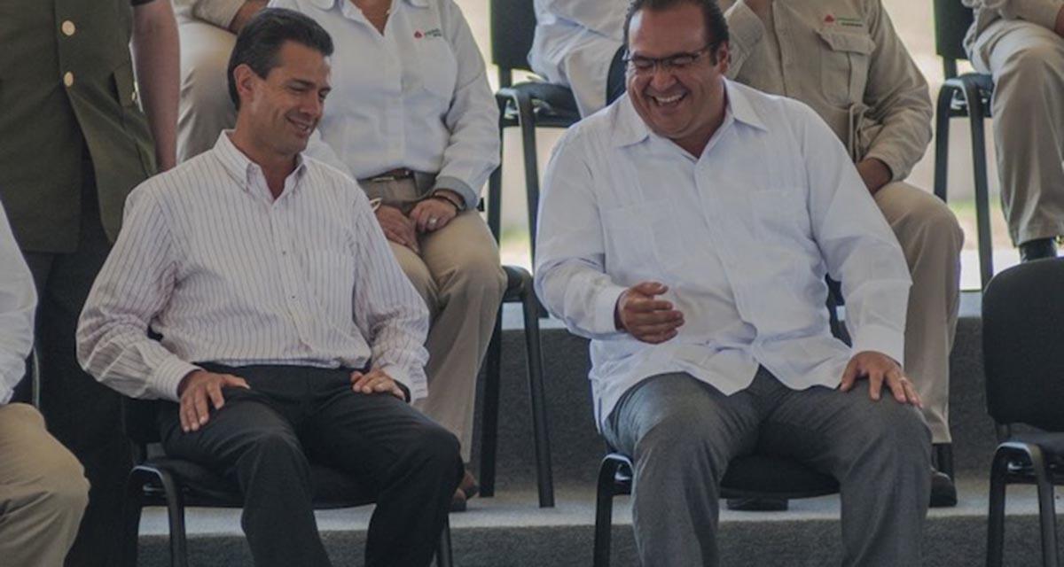 Javier Duarte a juicio por desaparición forzada | El Imparcial de Oaxaca