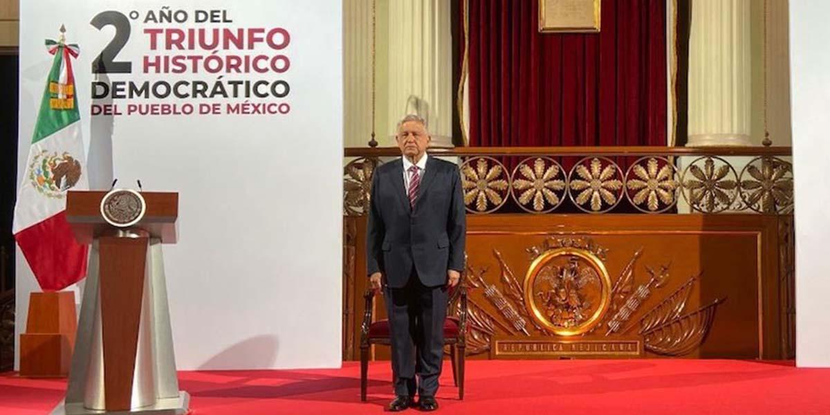 Asegura AMLO que ya no hay corrupción en México | El Imparcial de Oaxaca