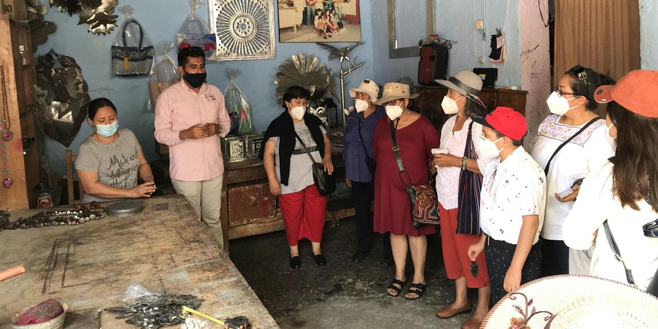 Regresan turistas a la capital de Oaxaca | El Imparcial de Oaxaca